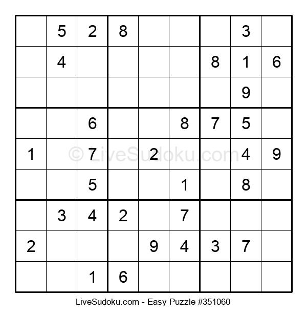 Beginners Puzzle #351060