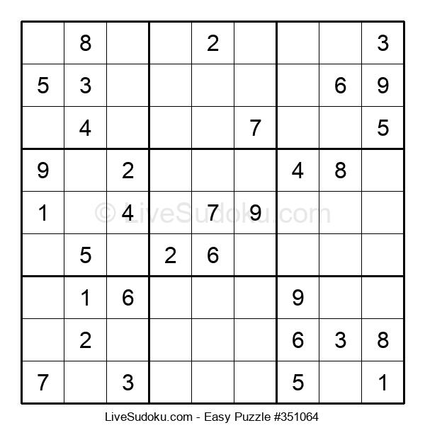Beginners Puzzle #351064