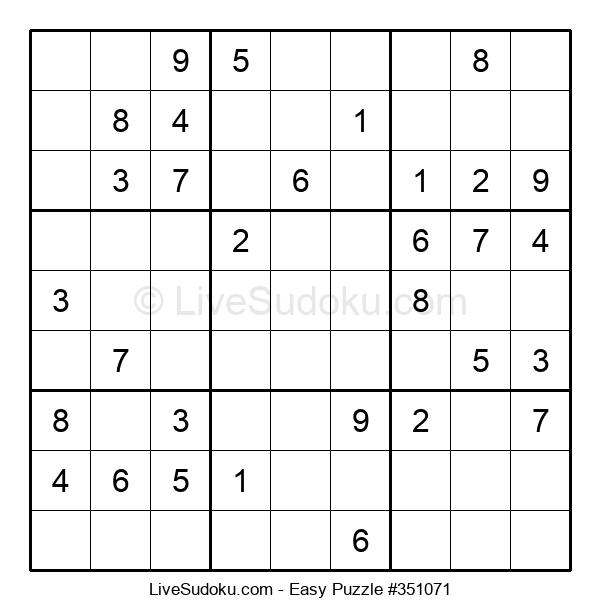 Beginners Puzzle #351071