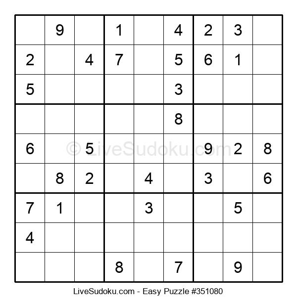Beginners Puzzle #351080