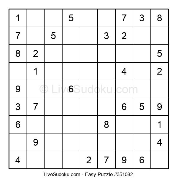 Beginners Puzzle #351082