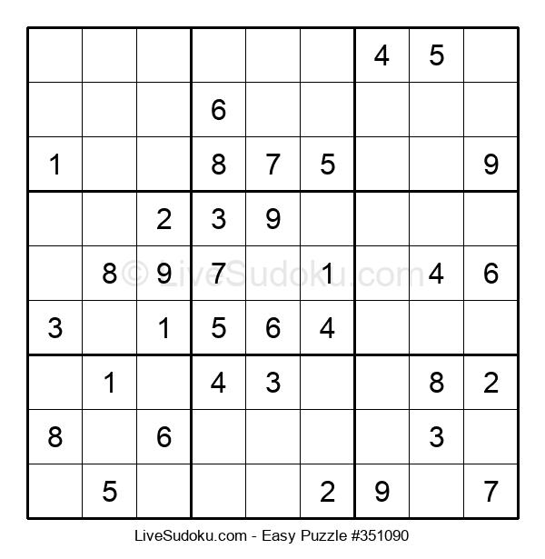 Beginners Puzzle #351090