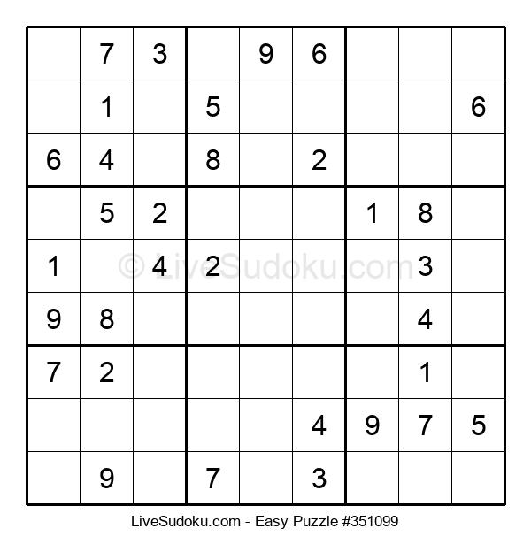 Beginners Puzzle #351099