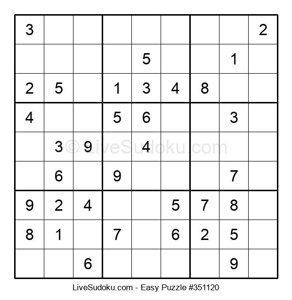 Beginners Puzzle #351120