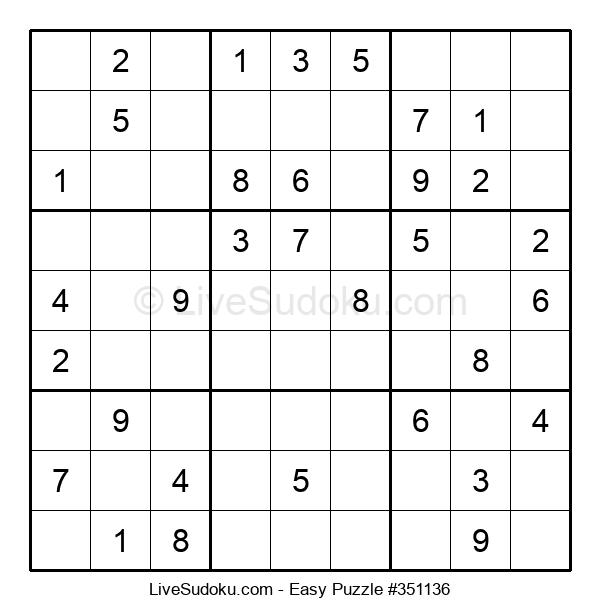 Beginners Puzzle #351136