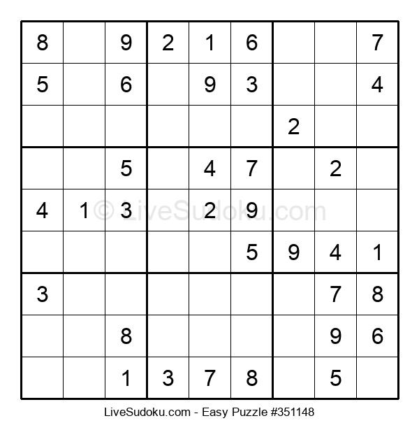 Beginners Puzzle #351148