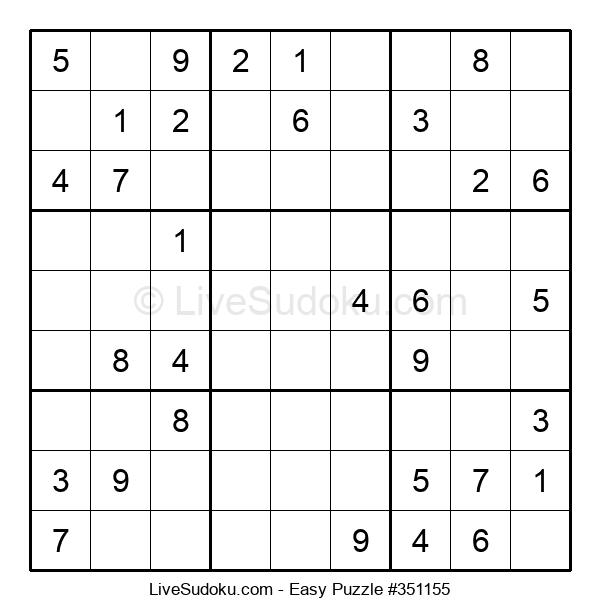 Beginners Puzzle #351155