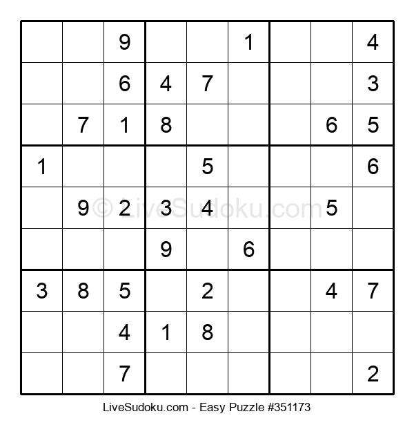 Beginners Puzzle #351173