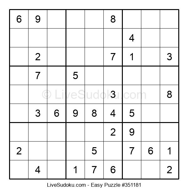 Beginners Puzzle #351181