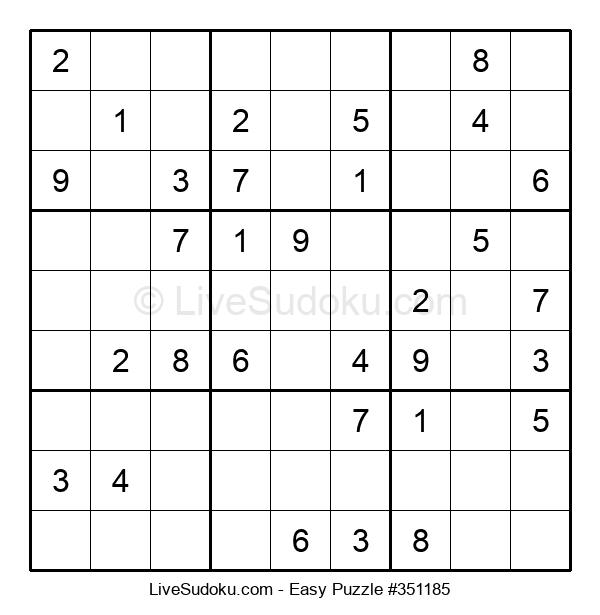 Beginners Puzzle #351185