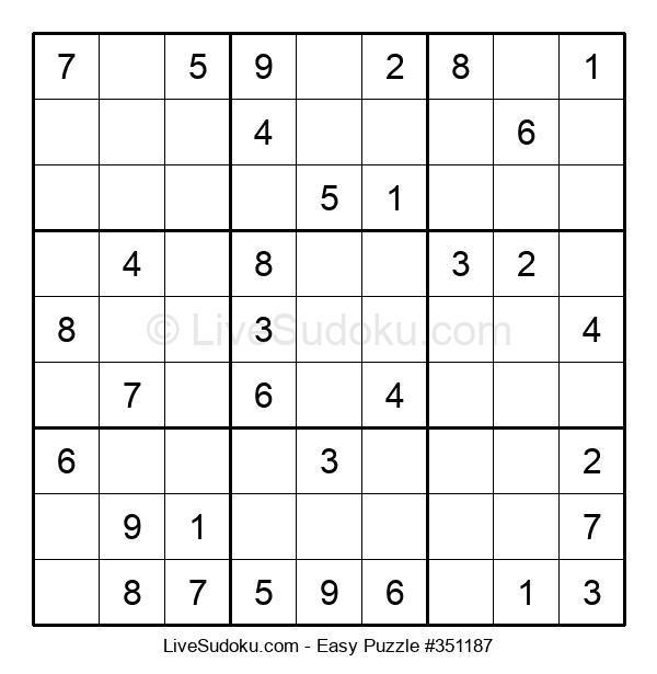 Beginners Puzzle #351187