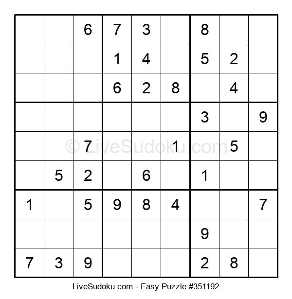 Beginners Puzzle #351192