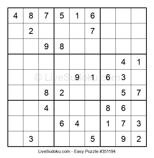 Beginners Puzzle #351194