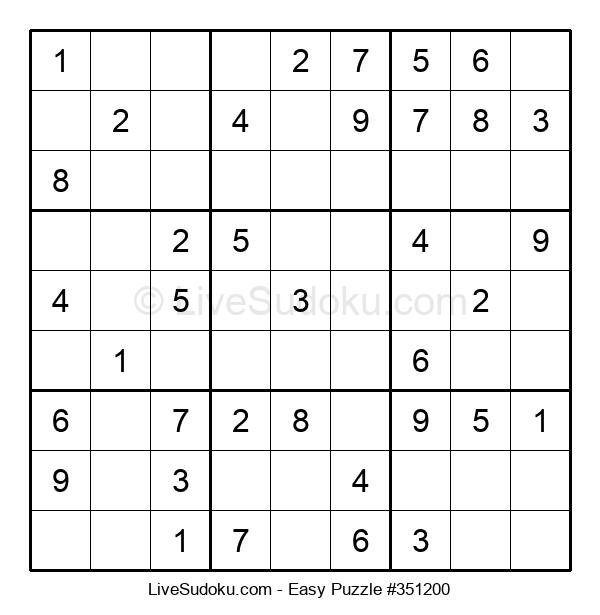 Beginners Puzzle #351200