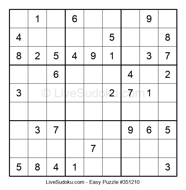 Beginners Puzzle #351210
