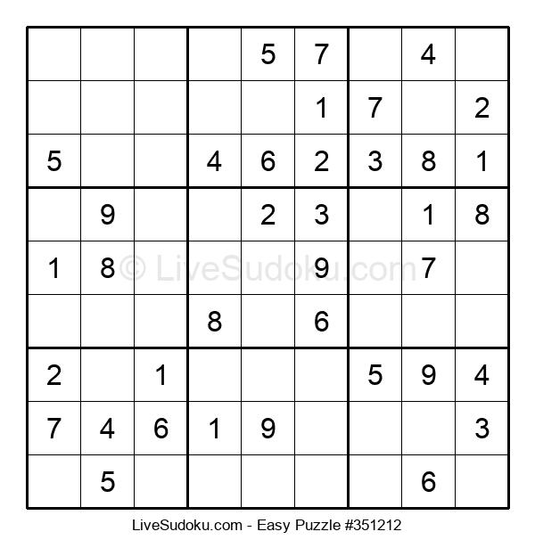 Beginners Puzzle #351212