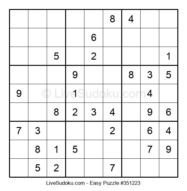 Beginners Puzzle #351223