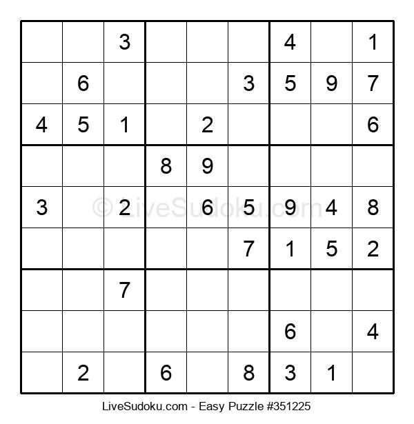 Beginners Puzzle #351225