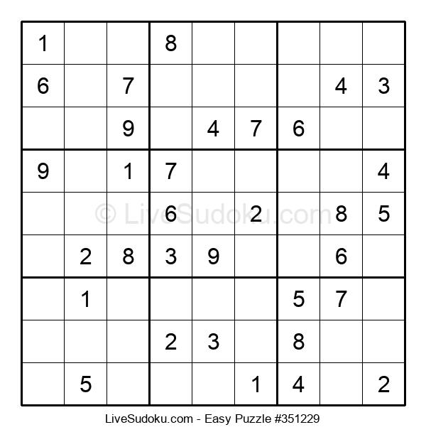 Beginners Puzzle #351229