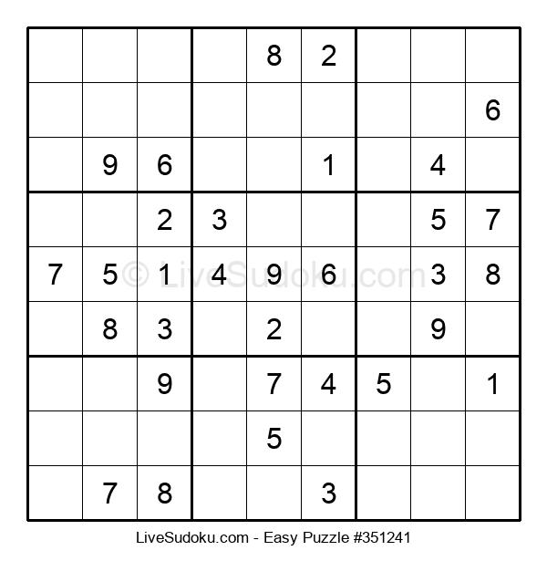Beginners Puzzle #351241