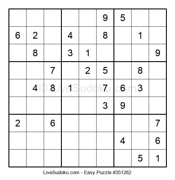 Beginners Puzzle #351262