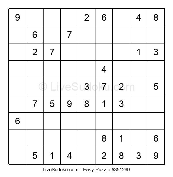 Beginners Puzzle #351269