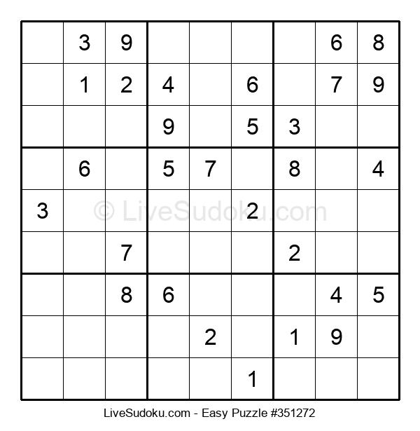 Beginners Puzzle #351272