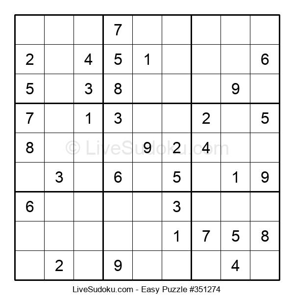 Beginners Puzzle #351274