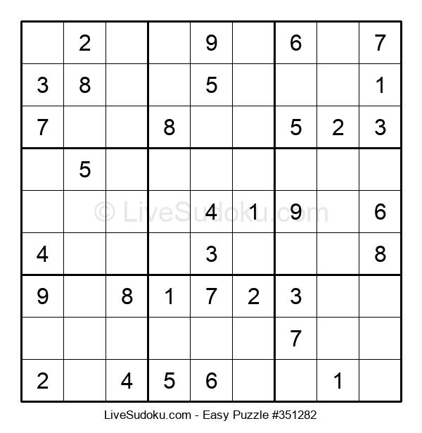 Beginners Puzzle #351282
