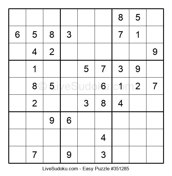 Beginners Puzzle #351285