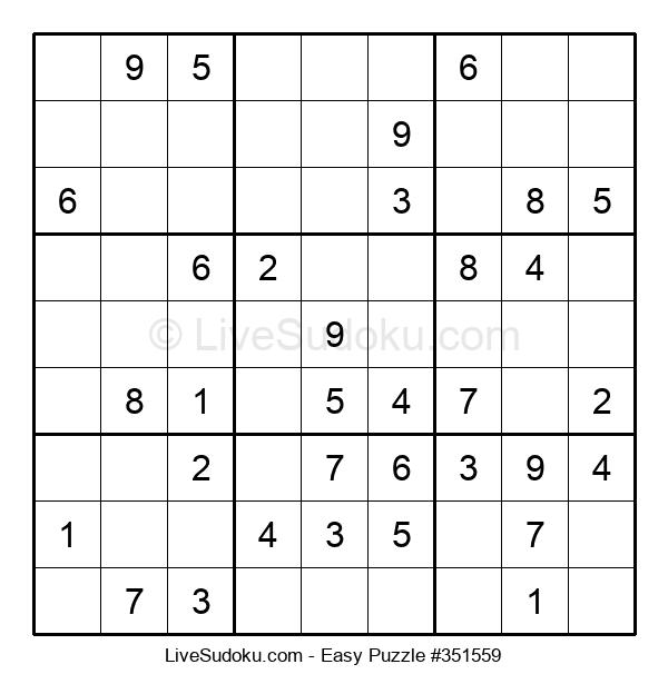 Beginners Puzzle #351559