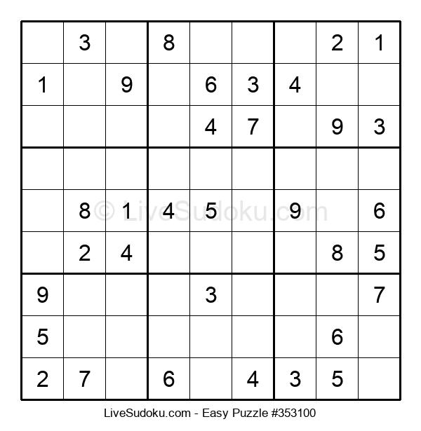 Beginners Puzzle #353100