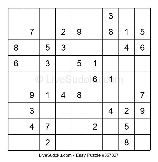 Beginners Puzzle #357827
