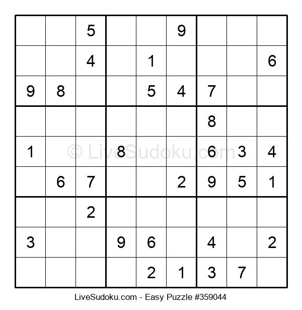 Beginners Puzzle #359044