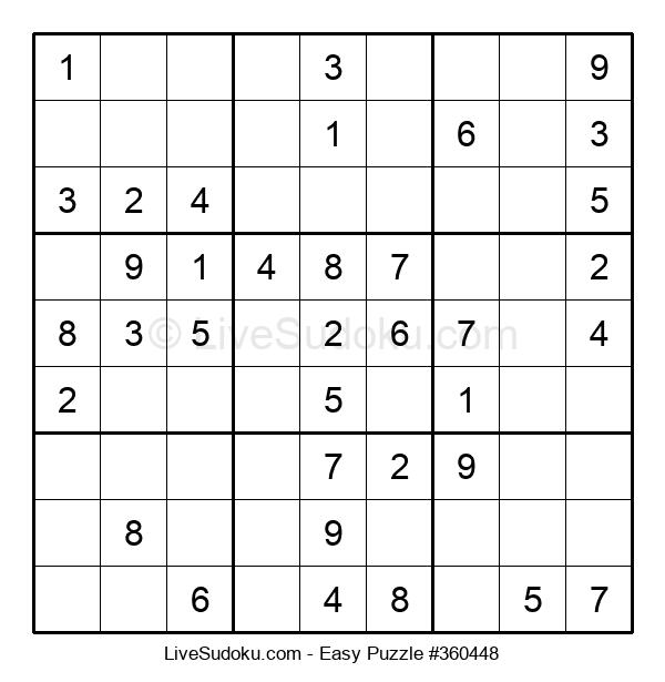 Beginners Puzzle #360448