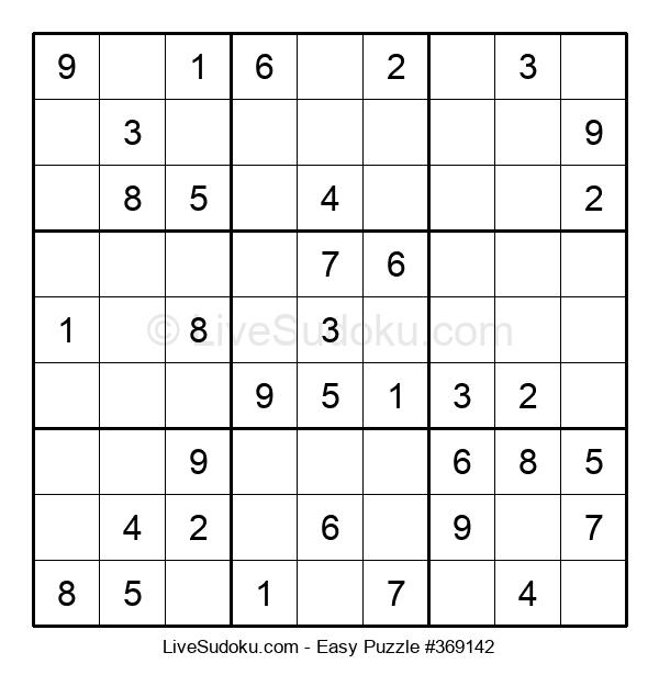 Beginners Puzzle #369142