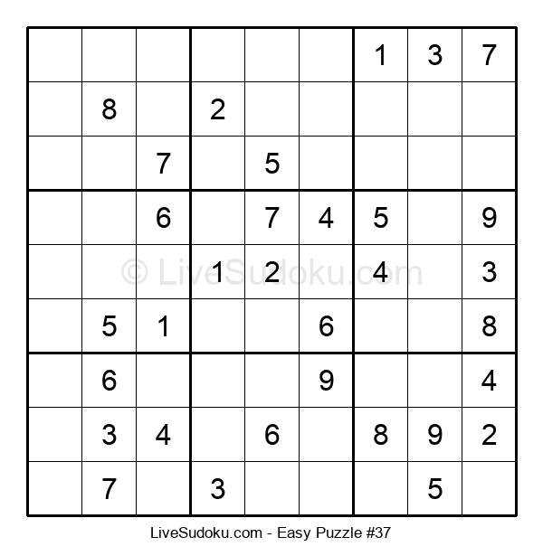 Beginners Puzzle #37