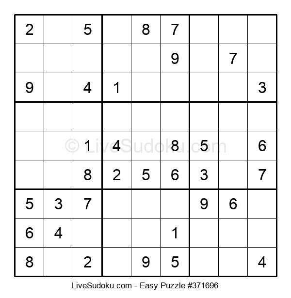 Beginners Puzzle #371696