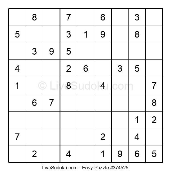 Beginners Puzzle #374525