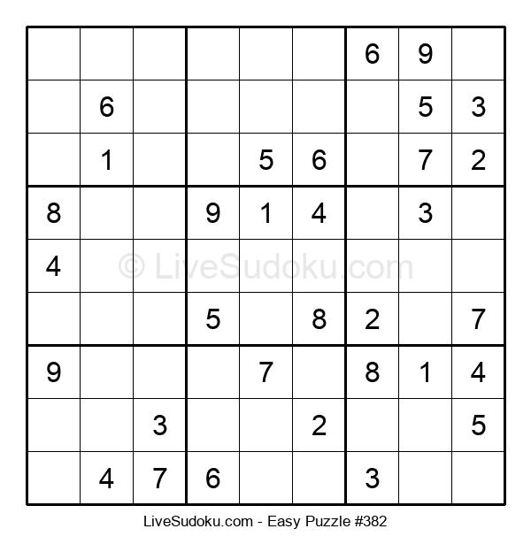 Beginners Puzzle #382