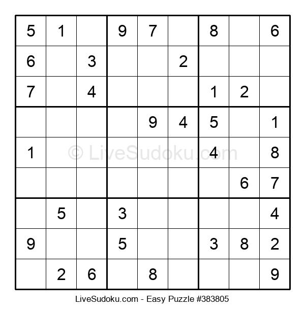 Beginners Puzzle #383805