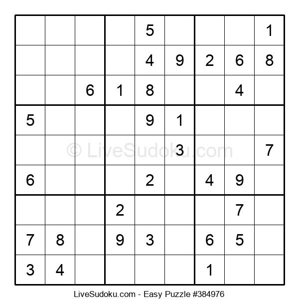 Beginners Puzzle #384976