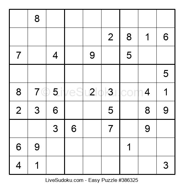 Beginners Puzzle #386325