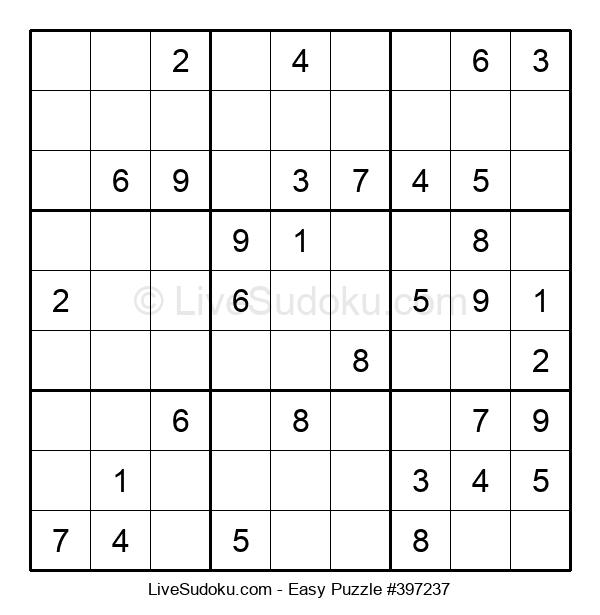 Beginners Puzzle #397237