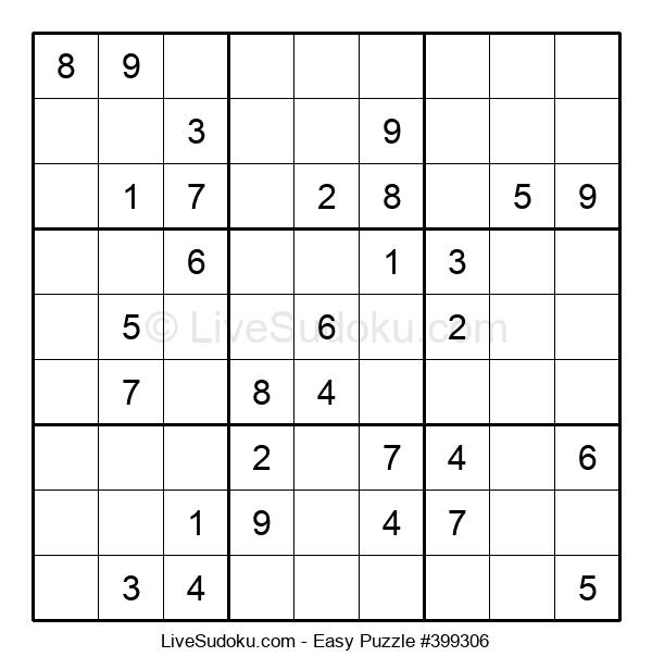 Beginners Puzzle #399306