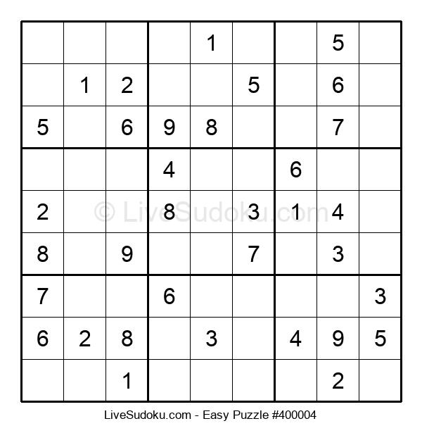 Beginners Puzzle #400004
