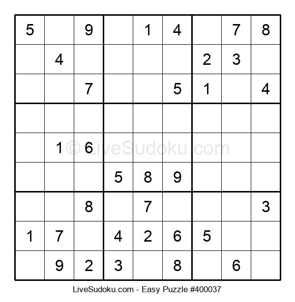 Beginners Puzzle #400037