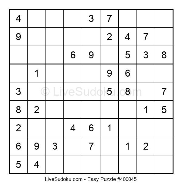 Beginners Puzzle #400045