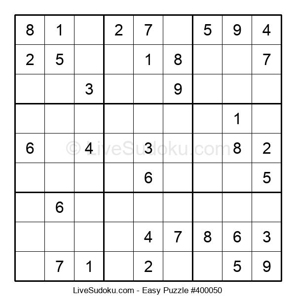 Beginners Puzzle #400050