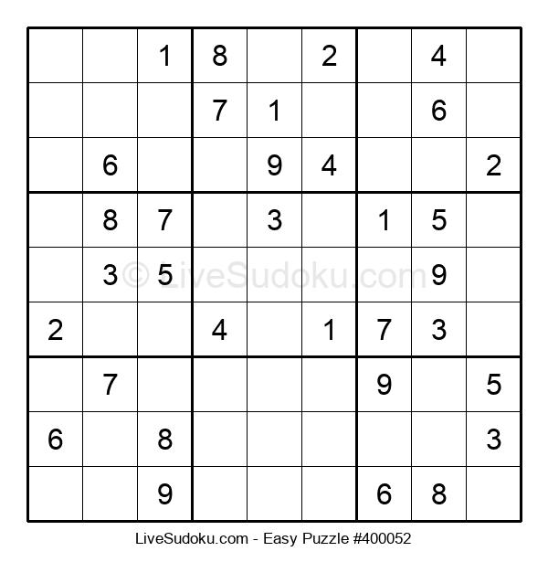 Beginners Puzzle #400052